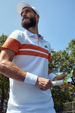 "LACOSTE X ROLAND GARROS 2019 A UNIQUE ""ON COURT & OFF COURT"" COLLECTION"