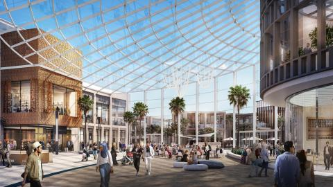 Al-Futtaim announces 22,000 sqm expansion to Cairo Festival City Mall