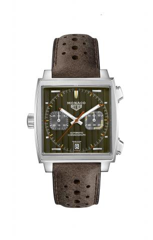 TAG Heuer launches Limited Edition 1969-1979 Monaco timepiece to mark 50th anniversary of the watch