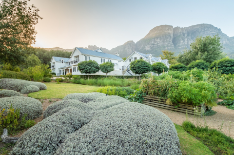 New Luxury Boutique Hotel Opens in Bishopscourt, Cape Town's Most Exclusive Neighbourhood