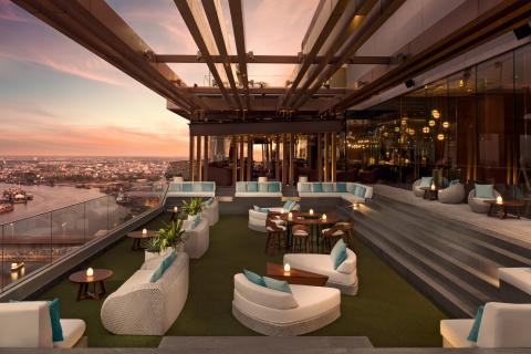 Bangkok's Newest Rooftop Is the Place to Be SEEN