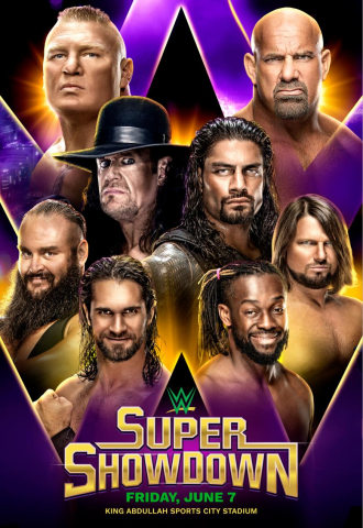 FINAL COUNTDOWN IS ON TO  WWE® SUPER SHOWDOWN