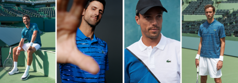 LACOSTE INTRODUCES THE AUTOMN WINER 2019 - SPORTS COLLECTION
