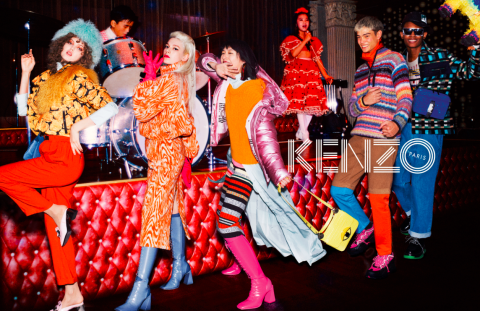 KENZO INTRODUCES THEIR FW19 CAMPAIGN