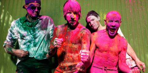 RED HOT CHILI PEPPERS SET TO HEADLINE UFC 242 AS PART OF ABU DHABI SHOWDOWN WEEK SPECTACULAR