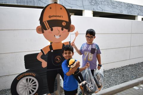Continental Tires Launch 'Back to School' initiative to raise safety awareness in the UAE