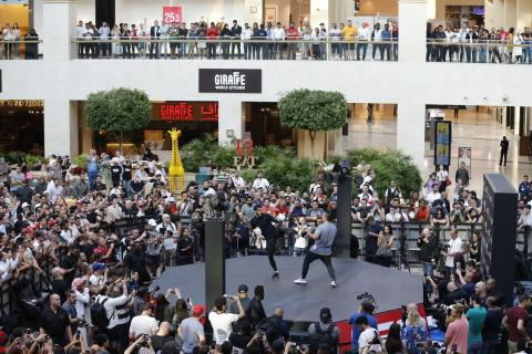 STAR ATHLETES GEAR UP FOR UFC 242® OPEN WORKOUTS IN ABU DHABI