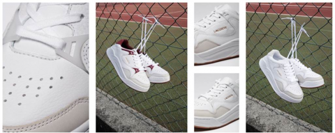 LACOSTE INTRODUCES THE COURT SLAM COLLECTION