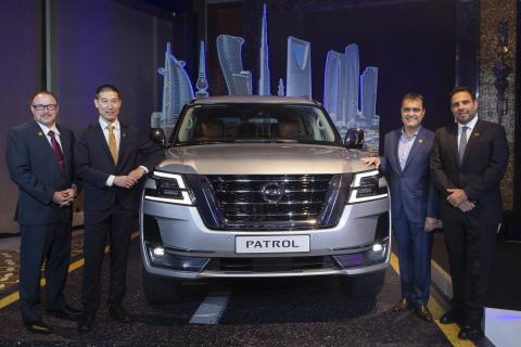 Conquering Every Terrain: New Nissan Patrol Makes Global Debut in the Middle East
