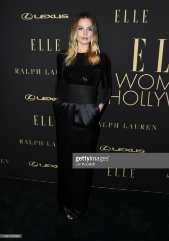 Ralph Lauren at Elle Women in Hollywood.