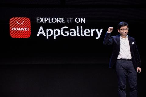 Huawei launches the HUAWEI AppGallery, one of the top three app distribution platforms