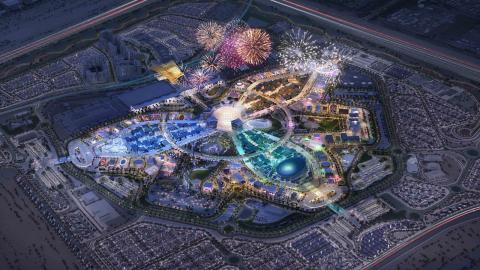 Expo 2020 Dubai and the continued impact of COVID-19