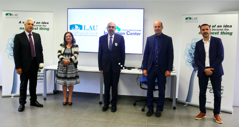 Lebanese American University taking research to the next level with a new partnership between LAU Fouad Makhzoumi Innovation Centre and UK's Cambridge Enterprise