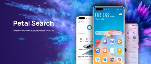 HUAWEI'S PETAL SEARCH WIDGET - FIND APPS IS YOUR GATEWAY TO A MILLION APPS