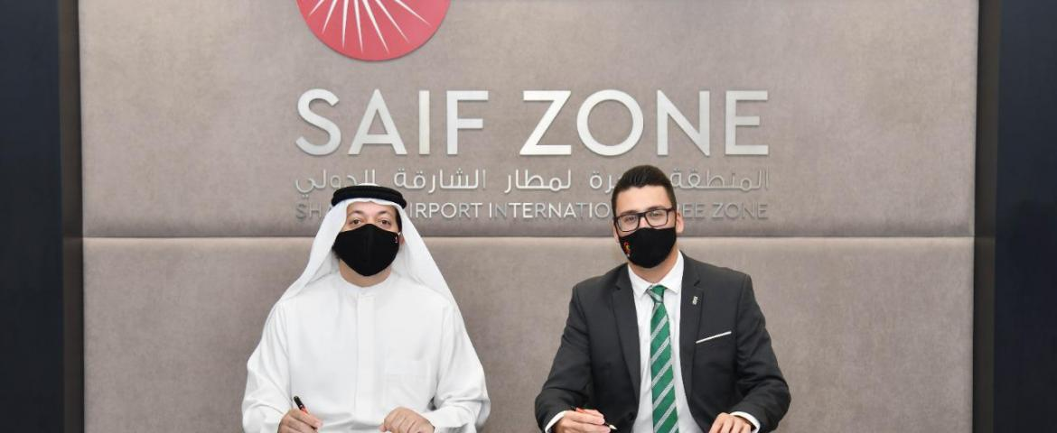 SAIF Zone inks investment agreement with Spanish business group to boost TORRECID's regional operations